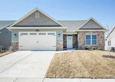 Bettendorf Single Family Home For Sale: 5454 Addyson Drive