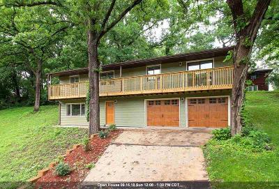 Bettendorf Single Family Home For Sale: 2875 Elk Court