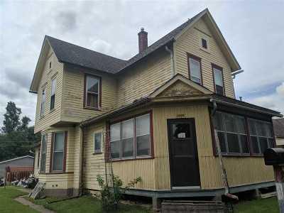 Davenport Single Family Home For Sale: 1905 W 1st Street