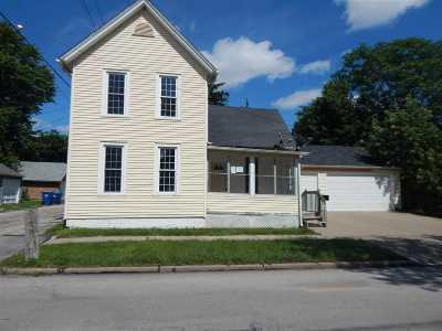 Davenport Single Family Home For Sale: 715 Fillmore