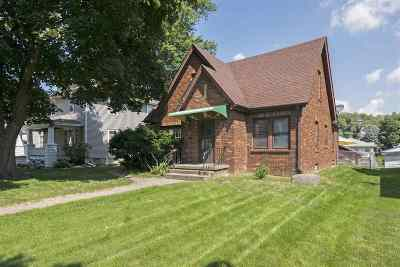 Davenport Single Family Home For Sale: 1204 W 15th