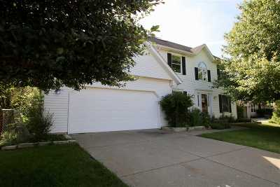 Davenport IA Single Family Home For Sale: $234,900