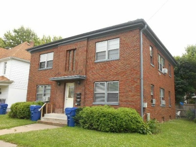 Davenport Multi Family Home For Sale: 417 W 14th