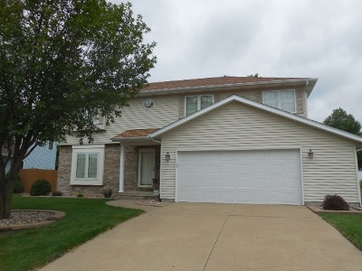 Davenport Single Family Home For Sale: 2615 Crystal Creek