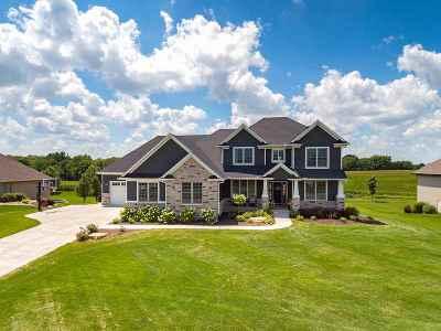 Bettendorf Single Family Home For Sale: 19140 246th Avenue