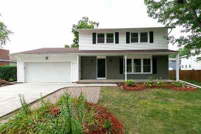 Davenport Single Family Home For Sale: 2878 Forest