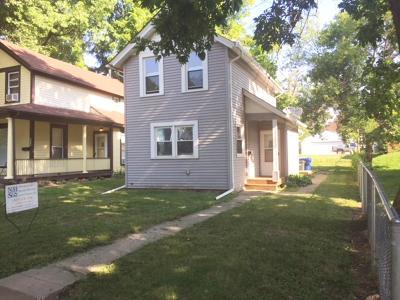 Davenport Single Family Home For Sale: 1116 E 15th Street