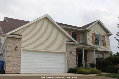 Davenport Single Family Home For Sale: 5111 Fillmore Creek