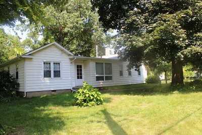 Davenport Single Family Home For Sale: 2350 E 38th Street