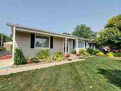 Eldridge Single Family Home For Sale: 508 N 1st Street
