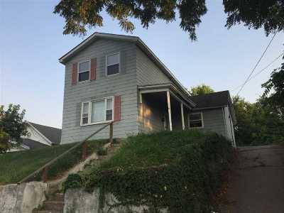 Davenport IA Single Family Home For Sale: $50,000