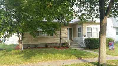 Davenport IA Single Family Home For Sale: $84,900