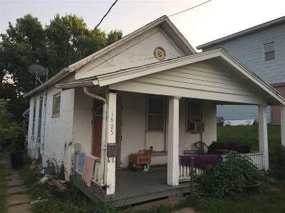 Davenport IA Single Family Home For Sale: $35,000
