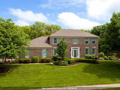 Davenport IA Single Family Home For Sale: $425,000