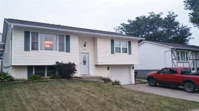 Davenport IA Single Family Home For Sale: $145,000