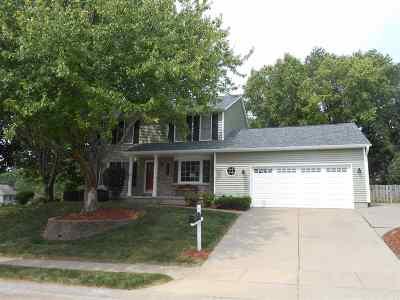 Davenport IA Single Family Home For Sale: $256,900