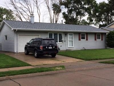 Davenport IA Single Family Home For Sale: $112,000