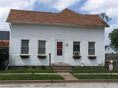 Davenport Single Family Home For Sale: 1530 W 17th