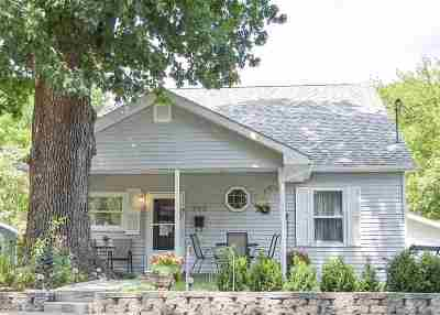 Single Family Home For Sale: 803 Marquette