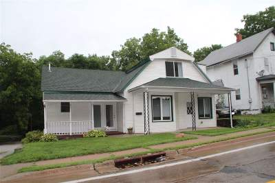 Davenport Single Family Home For Sale: 1126 Marquette