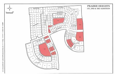 Prairie Heights Residential Lots & Land For Sale: Lot 142 Olde Brandy Lane