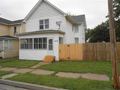 Davenport Single Family Home For Sale: 1416 W 7th Street