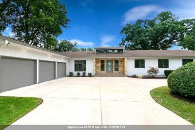 Bettendorf Single Family Home For Sale: Oak Park Drive