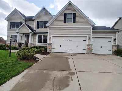 Bettendorf Single Family Home For Sale: 4889 Allen Road
