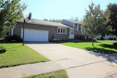Eldridge Single Family Home For Sale: 111 S 27th Avenue