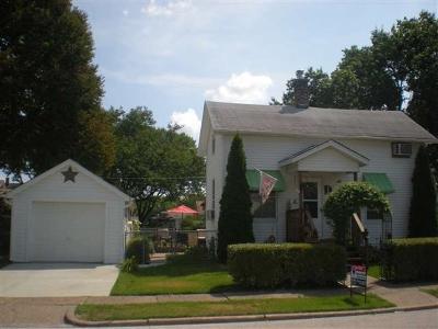 Davenport Single Family Home For Sale: 2719 Carey Avenue