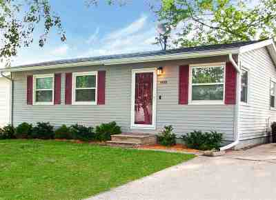 Davenport Single Family Home For Sale: 5535 N Gaines Street