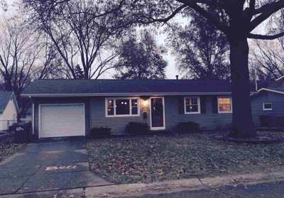bettendorf Rental For Rent: 1717 20th Street