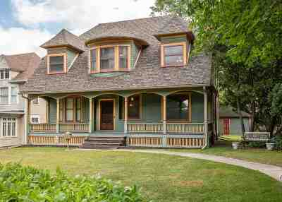 Davenport Single Family Home For Sale: 2313 Brady Street