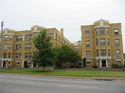 Davenport Condo/Townhouse For Sale: 2504 Harrison Street