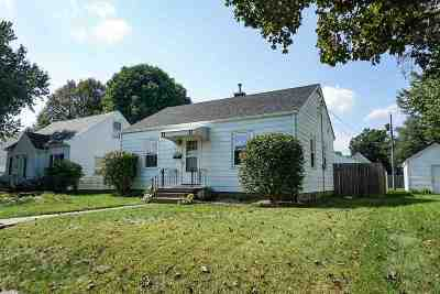 Davenport Single Family Home For Sale: 2624 College Avenue