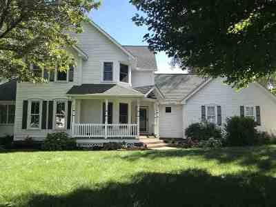 Eldridge Single Family Home For Sale: 27129 208th Avenue