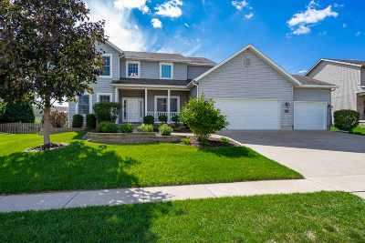 Bettendorf Single Family Home For Sale: 5512 Joshua Street