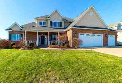 Bettendorf Single Family Home For Sale: 5304 Judge Road