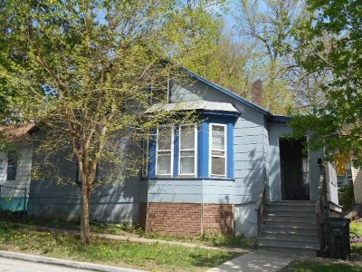 Davenport Single Family Home For Sale: 708 W 7th Street
