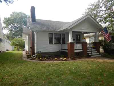 Davenport IA Single Family Home For Sale: $134,999