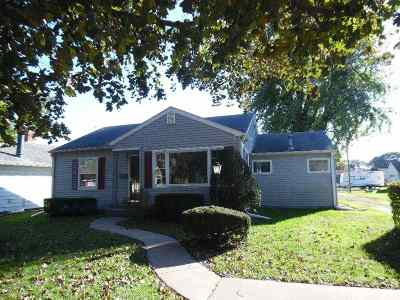 Single Family Home For Sale: 321 11th Avenue North
