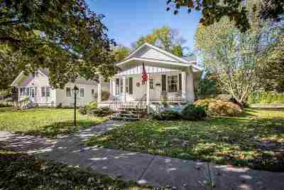 Single Family Home For Sale: 112 Union Street