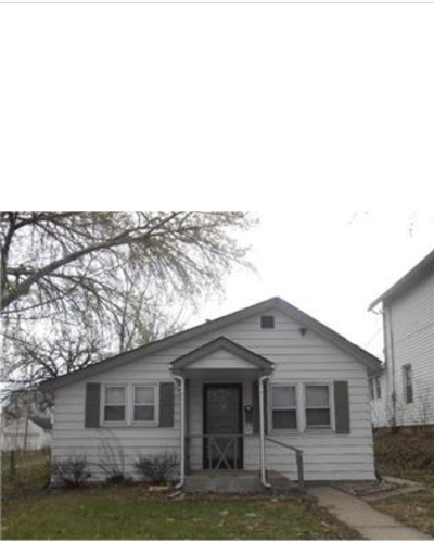 Davenport Single Family Home For Sale: 2017 Leclaire Street