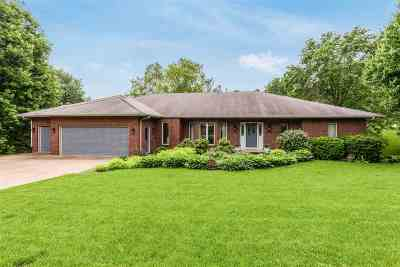 Bettendorf Single Family Home For Sale: 5775 Dodds Drive
