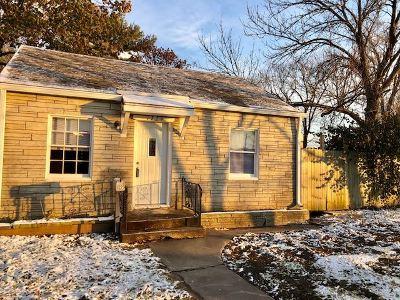 Davenport IA Single Family Home For Sale: $63,000