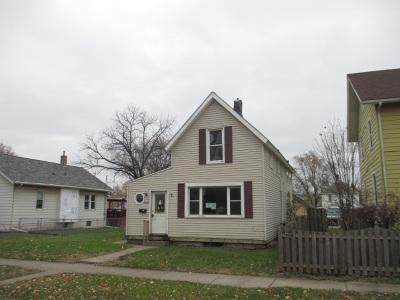 Davenport Single Family Home For Sale: 2325 Jackson Street