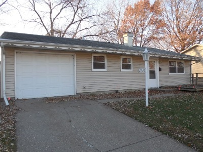 Davenport Single Family Home For Sale: 2730 N Pine Street