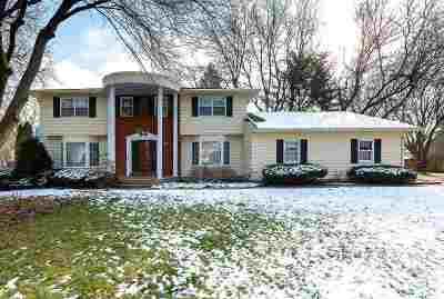 Davenport Single Family Home For Sale: 4429 Belle Avenue