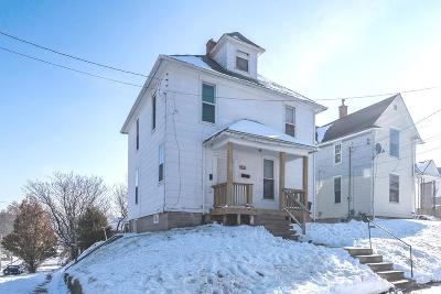 Davenport Single Family Home For Sale: 1129 Iowa Street