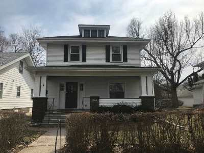 Davenport IA Single Family Home For Sale: $175,000